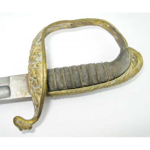 Säbel für k. k. österr. Staatsbeamten M 1889