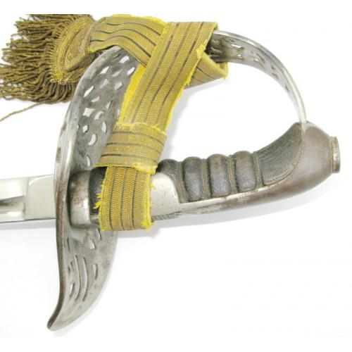 Säbel für Offiziere der k.u.k. Kavallerie M1904