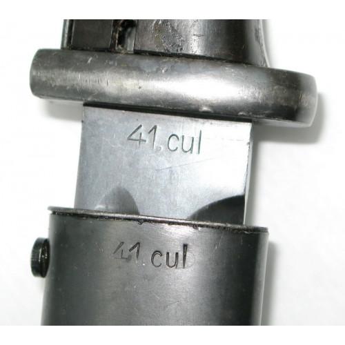 Seitengewehr 84/98 cul 41