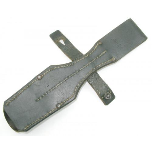 Koppelschuh für das Seitengewehr 84/98 cky 1944