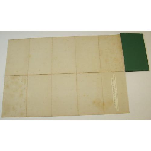 K. K. Generalstabskarte, Umgebungskarte von Klagenfurt