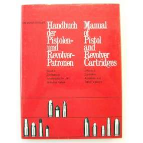 Handbuch der Pistolen und Revolver-Patronen Band II