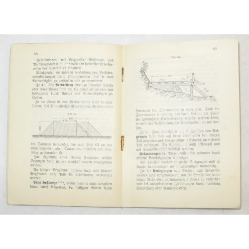 H. - 26., Ausbildungsvorschrift für die Pioniertruppe 1936
