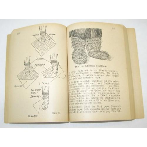 Taschenbuch für den Winterkrieg 1942