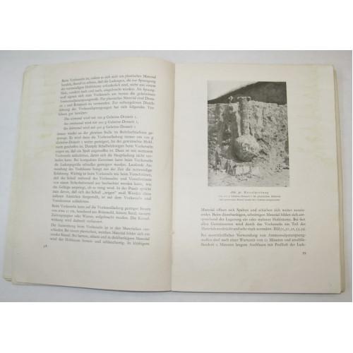 Friedrich Weichelt, Taschenbuch für den Sprengmeister