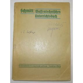Schmitt, Waffentechnisches Unterrichtsbuch