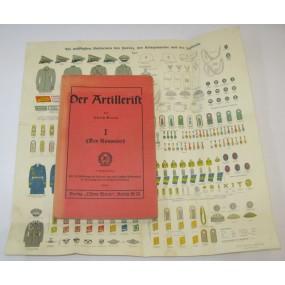 Der Artillerist 1938