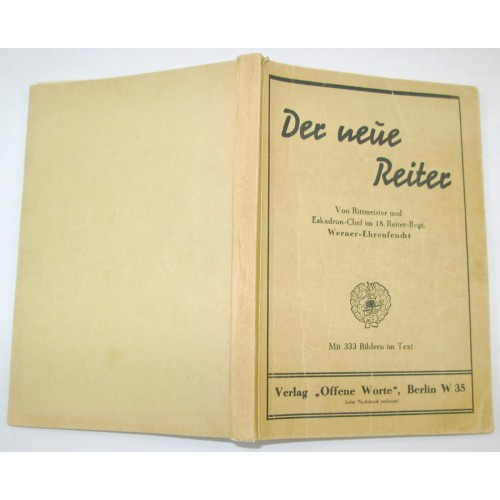 Werner Ehrenfeucht, Der neue Reiter
