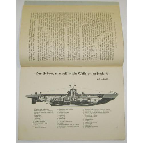 Die Deutsche Kriegsflotte 1940