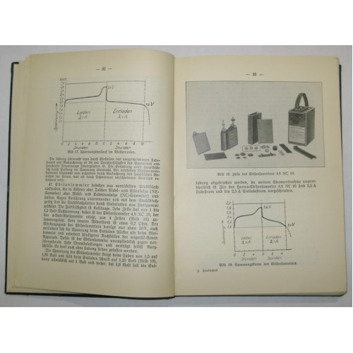 H. Dv. 125 Unterrichtsbuch für die Funktechnik im Heere