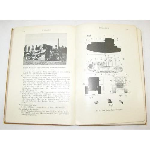 Taschenbuch der Tanks