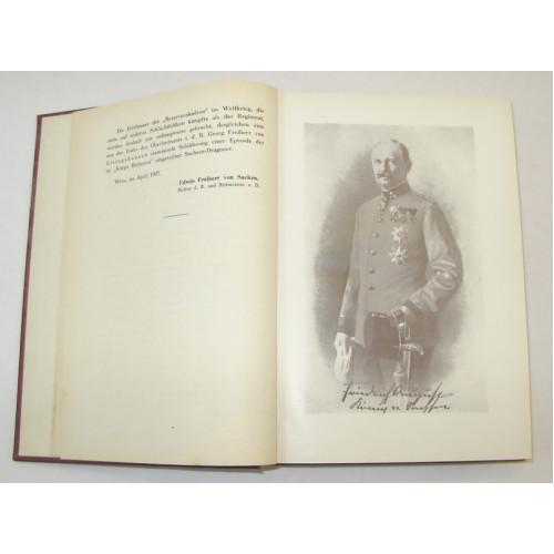 Regimentsgeschiche des k. u. k. Dragoner-Regimentes Friedrich August, König von Sachsen Nr. 3