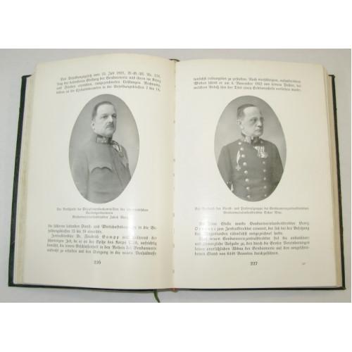 Die Gendarmerie in Österreich 1849 - 1924