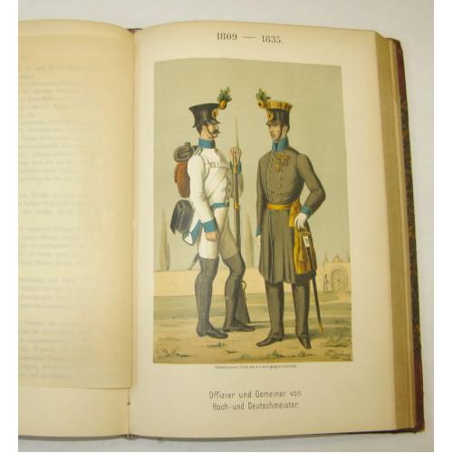 Geschichte des k.k. Infanterie - Regimentes Hoch- und Deutschmeister Nr. 4