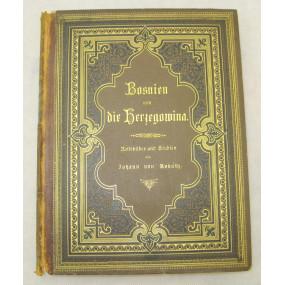 Johann von Asböth, Bosnien und Herzegowina