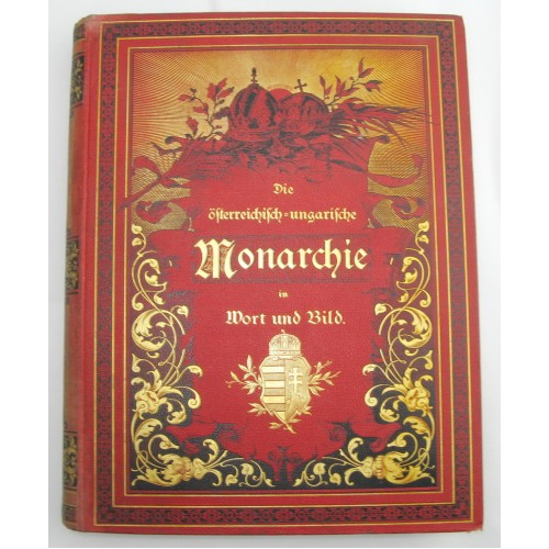 Die österreichisch - ungarische Monarchie in Wort und Bild, Ungarn III. Band