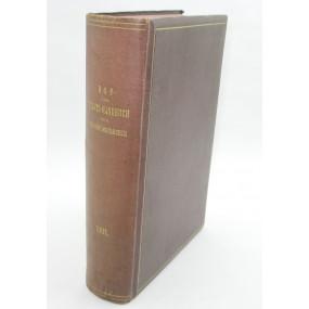 Hof- und Staats-Handbuch der Österreichisch-Ungarischen Monarchie für das Jahr 1891