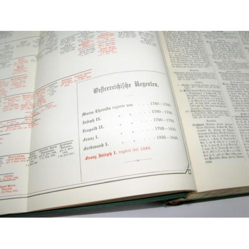 Niederösterreichischer Amtskalender für 1899