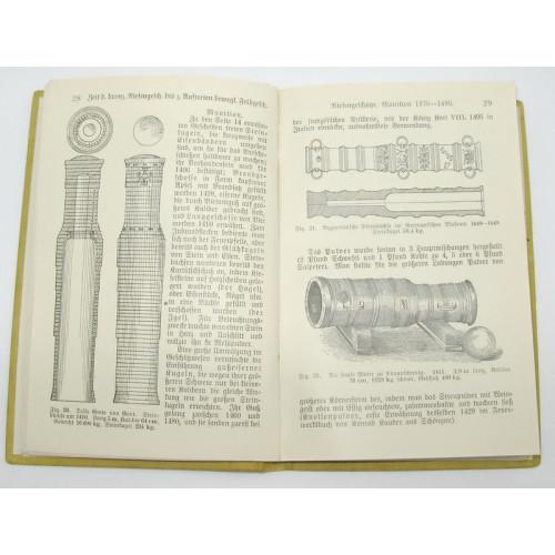 Geschichte der gesamten Feuerwaffen bis 1850