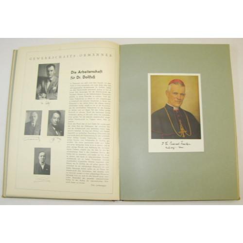 Dr.Engelbert Dollfuß Gedenkbuch