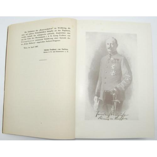 Regimentsgeschichte des k. u. k. Dragoner-Regimentes Friedrich August, König von Sachsen Nr. 3