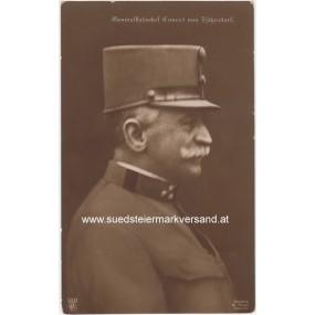 Postkarte, Conrad von Hötzendorf