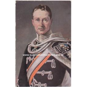 Postkarte, Wilhelm Deutscher Kronprinz