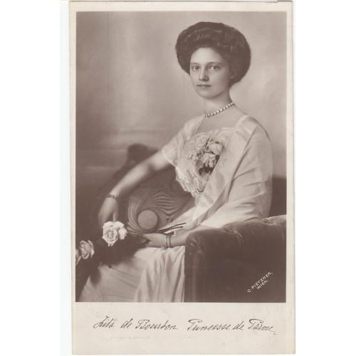 Ansichtskarte / Postkarte, Zita von Bourbon-Parma Kaiserin von Österreich