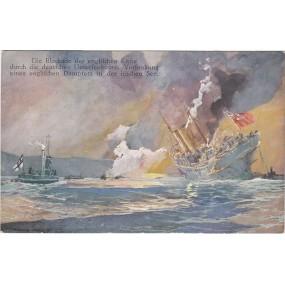 Ansichtskarte / Postkarte, Österreichischer Flottenverein