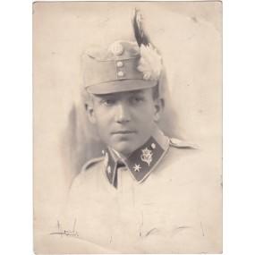 WK I, Österreich, Kaiserschütze/Kaiserjäger