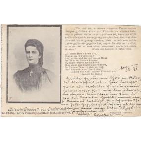 Ansichtskarte / Postkarte, Sissi Kaiserin Elisabeth von Österreich