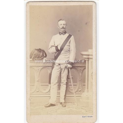 Österreich K. u. K. Armee Jäger um 1860