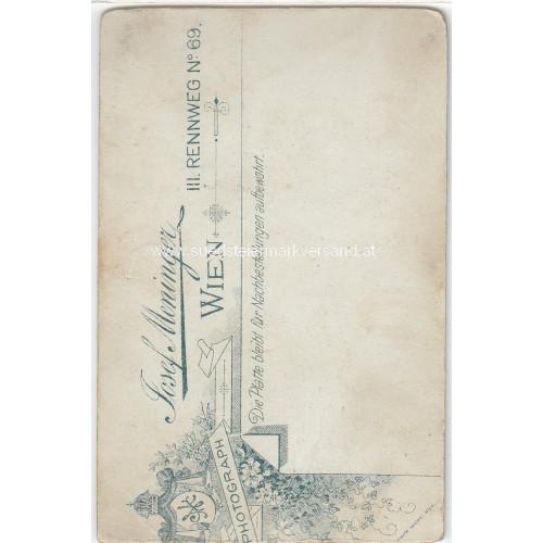 Österreich K. u. K. Armee Artillerist um 1880