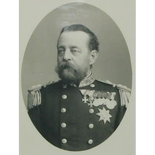 Maximilian Daublebsky Freiherr von Sterneck
