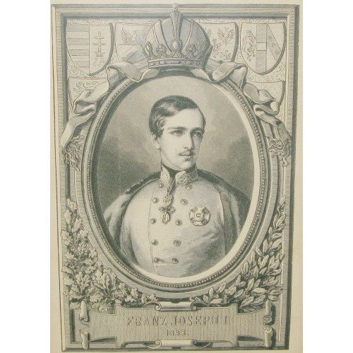 FRANZ JOSEPH I. 1848