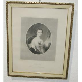 Porträt der Kaiserin Elisabeth von Österreich