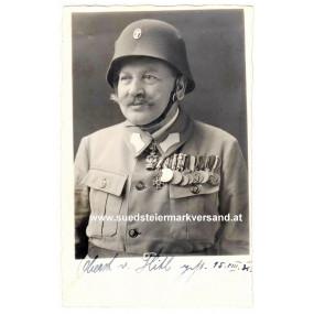 Oberst Hermann Ritter von Hiltl