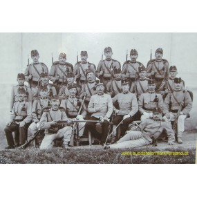 k.k. Landwehr Infanterie - Regiment St. Pölten Nr. 21