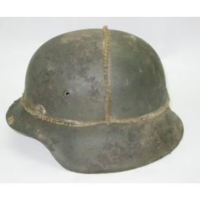 WH - Stahlhelm M. 42 mit Draht - Battlefield Fund