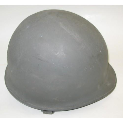 Stahlhelm für die österreichische Gendarmerie/Polizei