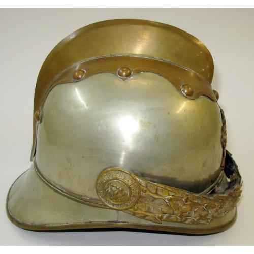 Feuerwehr Kommandantenhelm