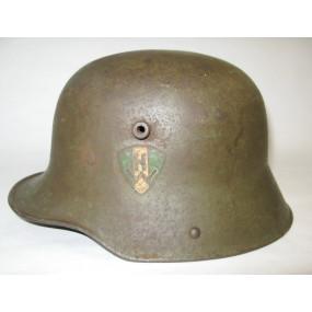 Stahlhelm M.16 der Österreichischen Heimwehr