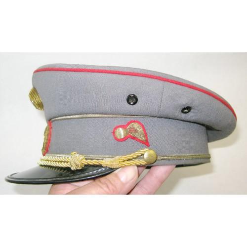 Tellerkappe für österreichische Gendarmerie