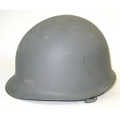 Stahlhelm der ehemalig österreichischen Gendarmerie