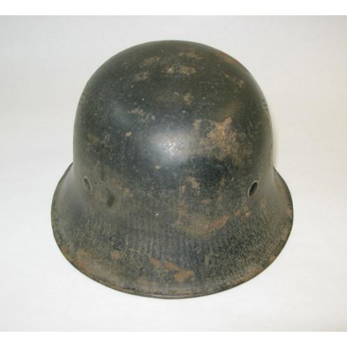 Reichsluftschutzbund Stahlhelm M34
