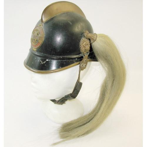 Helm der Freiwilligen Feuerwehr MITTER - OBER RETZBACH