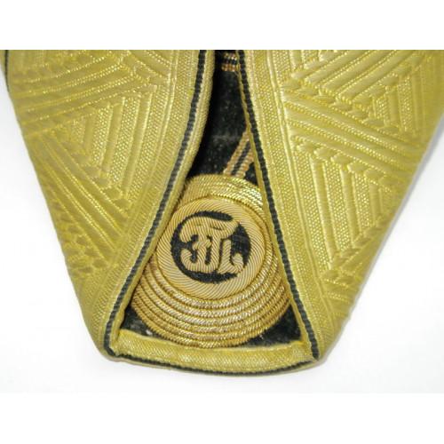 Stulphut zur Galauniform für k. u. k. Offiziere