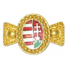 Patriotisches Abzeichen, Ungarisches Wappen