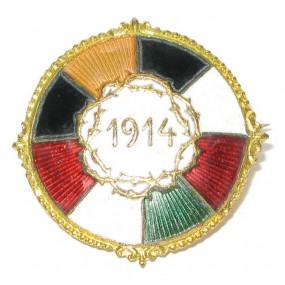 Patriotisches Abzeichen, 1914