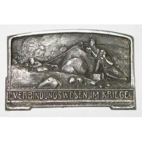 K. u. K. Kappenabzeichen, VERBINDUNGSWESEN IM KRIEGE